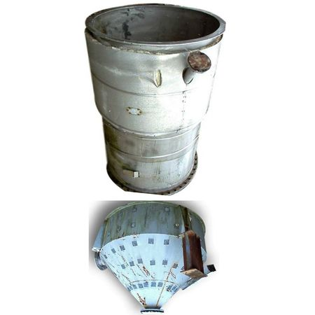 Hoppers, Bins, Silos - Item 01066