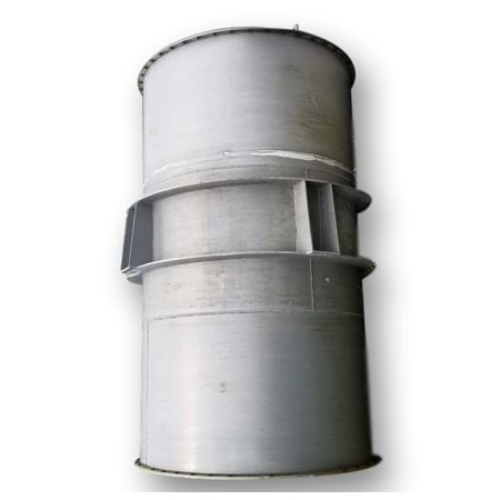 Hoppers, Bins, Silos - Item 02266
