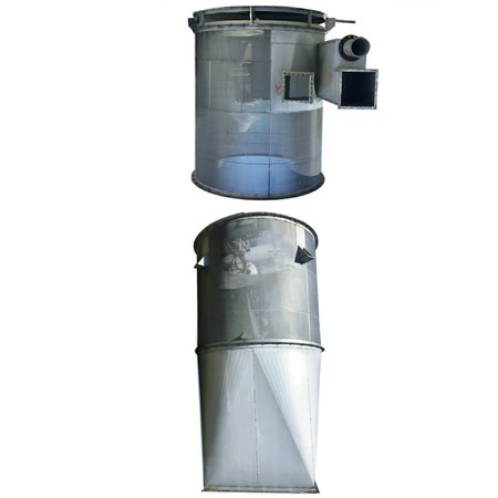 Hoppers, Bins, Silos - Item 04123