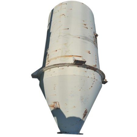 Hoppers, Bins, Silos - Item 04208