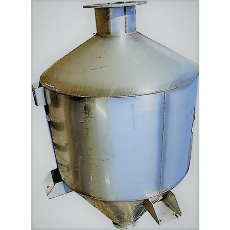 Hoppers, Bins, Silos - Item 06302