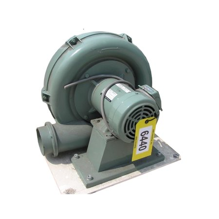 Centrifugal Fans Item 06440 (Photo01)