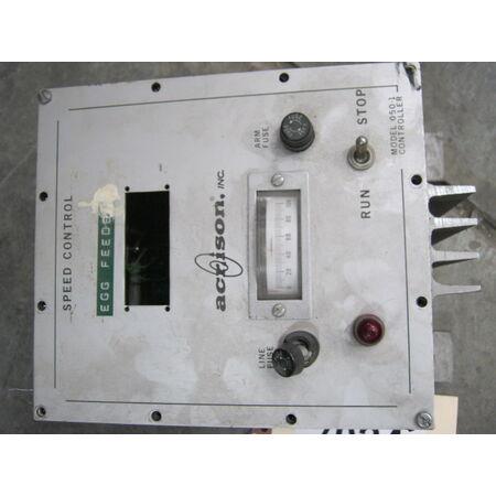 Acrison scr dc motor controller for Industrial dc motor controller