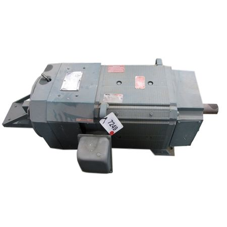 Used Reliance Dc Motor 40 Hp 240v