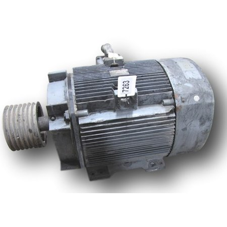 150 Hp General Electric Ac Motor 1780 Rpm Ebay