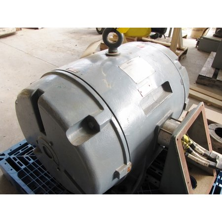 Used Siemens 250 Hp Electric Motor 445ts Frame