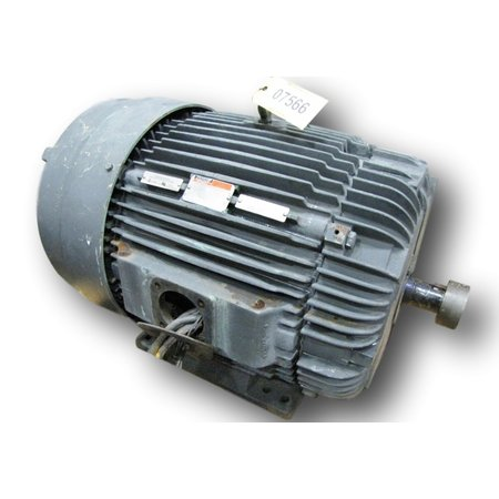 Used 150 Hp Reliance Electric Motor Dutymaster Ebay
