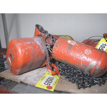 Hoists - Item 10585