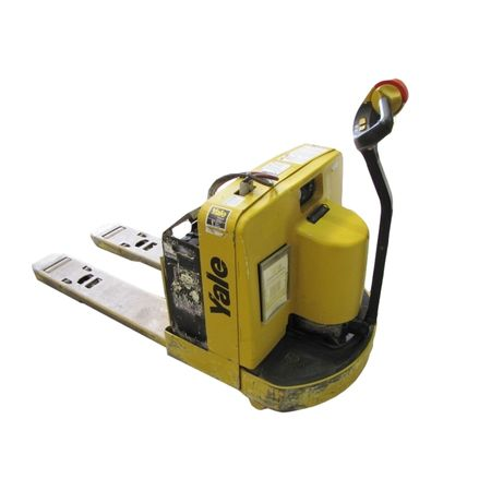 how to use a manual pallet jack