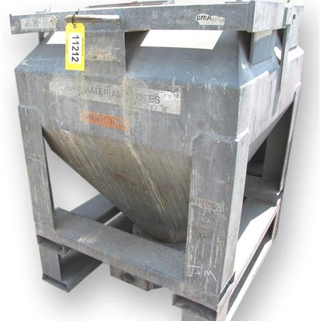 Hoppers, Bins, Silos - Item 11212