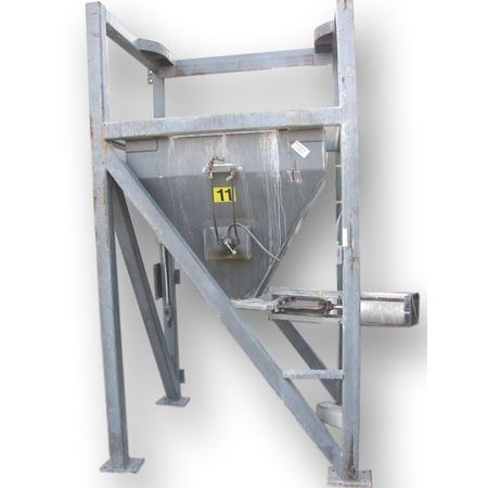 Hoppers, Bins, Silos - Item 11216
