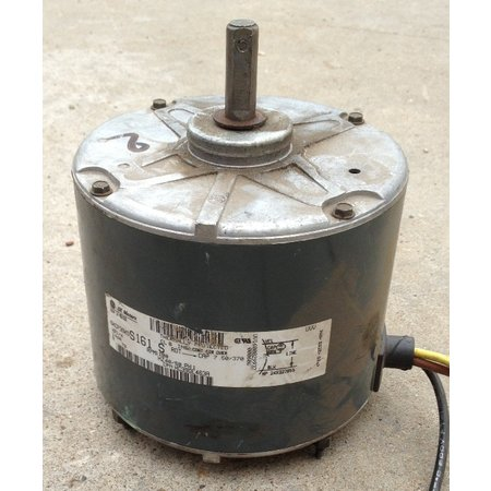 Used ge 1 4 hp electric motor 1 100 rpm 460v single phase for 50 hp electric motor price