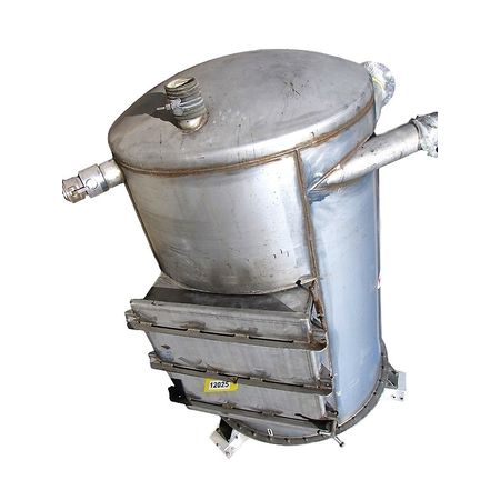 Hoppers, Bins, Silos - Item 12025