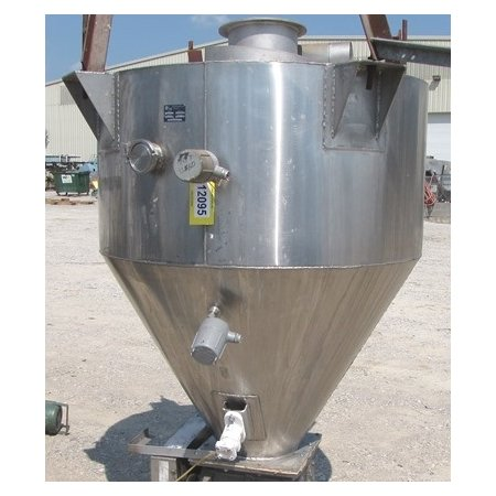 Hoppers, Bins, Silos - Item 12095