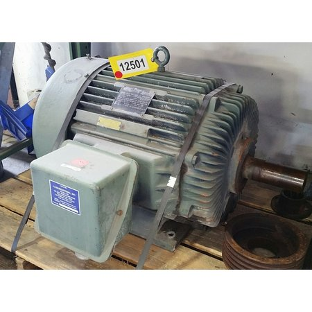 used 100 hp marathon electric motor