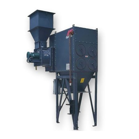 Micro-Air Model RP8 8 Cartridge Dust Collector 2900 CFM