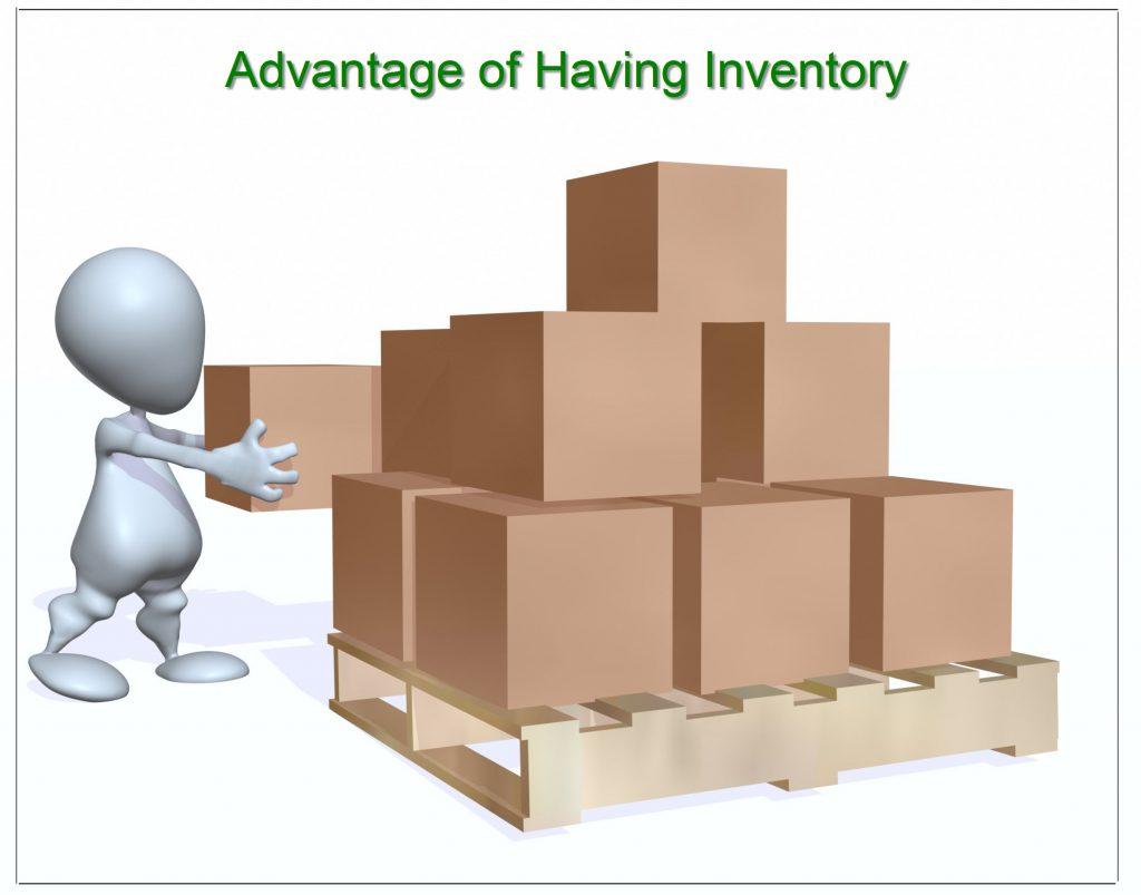 Having Inventory
