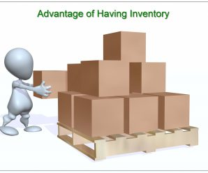 4 Major Advantages of Having an Inventory