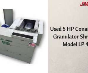Tips to Select Granulators and Shredders for Your Industrial Requirement