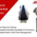 3 Reasons Why You Should Invest in Used Belt Conveyors