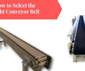 How to Select the Right Conveyor Belt