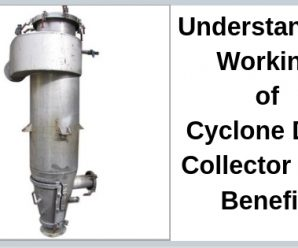 Cyclone Dust Collectors – Understanding Their Working and Benefits