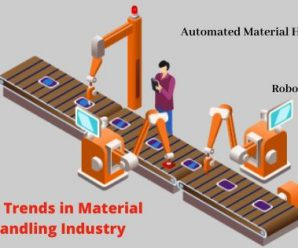Top 5 Material Handling Industry Trend 2019