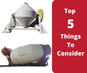 Things to Consider While Choosing Used Industrial Mixer and Blender