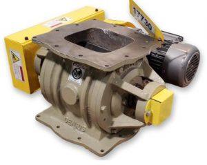 used rotary valves
