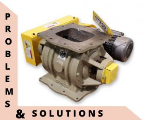 Common Rotary Valve Problems and Ways to Fix Them