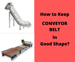Top Five Belt Conveyor Maintenance Tips Explained