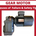 An Overview on Gear Motor Safety Considerations