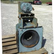"600 CFM @ 2"" SP Chicago Blower; Sqi Series"