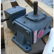 Used Boston Right Angle Gear Reducer - 100:1