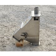 "Used 6"" Carter Day Stainless Steel Carter Day DAR2 Agglomerate Catcher"