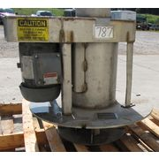 USED METALFAB SPIN FILLER Distributor, STAINLESS STEEL