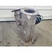 "Used 8"" X 30° Young Gravity Diverter Valve"