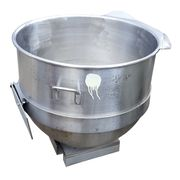 Used 75 gallon Stainless Steel Kettle