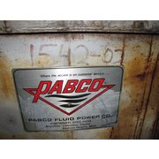10 HP PABCO FLUID POWER HYDRAULIC POWER PACK USED
