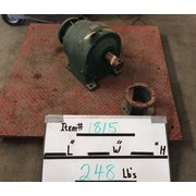Dodge Inline Gear Reducer Size 250-tm6a-31.4a1 [unused!]