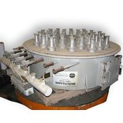 Mikropul Mikro-Pulsaire Top clean air plenum Model 37-8-CYL-A [PARTS]