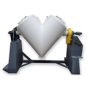 Used 20 Cubic Foot Patterson Kelley V-cone Blender