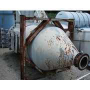 1200 CFM, Used Mikropul Pulse Jet Dust Collector, 176 Sq Ft