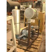 5 HP Semco Fluidizing Blower Assembly