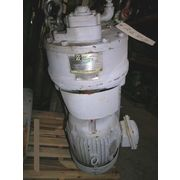 USED 5 HP PHILADELPHIA MIXER DRIVE, MODEL PTE-06