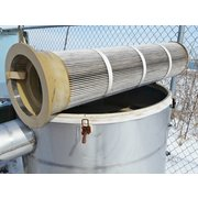 Stainless Steel Bin Vent Filter