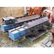 "USED ERIEZ ELECTROMAGNETIC FEEDER, 14"" W X 82"" L"