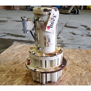 Used Vibra Screw Gyrator & Motor For Parts