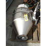 DYNAMIC AIR SS FEED HOPPER WITH FILTER