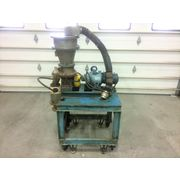 USED NIPPON PNEUMATIC STAINLESS STEEL NPK EXCENT FEEDER